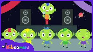 Color Freeze Dance Music That Stops | Freeze Dance Song for Kids | The Kiboomers