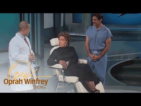 Oprah's First Acupuncture Session   The Oprah Winfrey Show   Oprah Winfrey Network