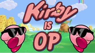 getlinkyoutube.com-Kirby is OP - Smash Bros. Wii U Montage