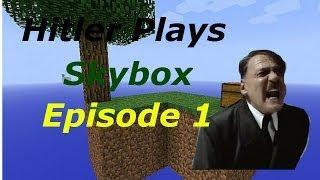 getlinkyoutube.com-Hitler Plays Minecraft - Episode 4 (Skyblock)