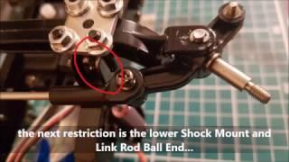 Tamiya 1/14 Truck Steering Modification... The Easy way...