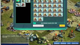 getlinkyoutube.com-WAR COMMANDER HACK RONIN MKLL SCORCHE
