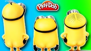 Best of Minions Play Doh movie unboxing 2015 – by Supercool4kids Play do EPIC videos