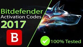 getlinkyoutube.com-Bitdefender total security 2017 license keys