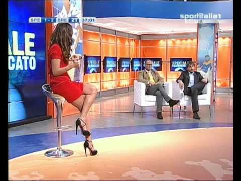 Monica Bertini Speciale Calciomercato 12 Ottobre 2013