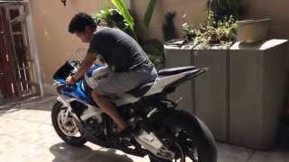 getlinkyoutube.com-BMW S1000RR 2015 Sound Austin Racing