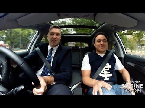 Driving with Sam Pang - Madden