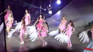 getlinkyoutube.com-2013.07.20 SNSD - Say Yes(Tiffany) Girls&Peace World Tour @Taiwan
