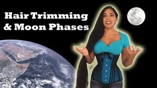 Hair Trims & Moon Phases - Science or Folklore? | Lucy's Corsetry