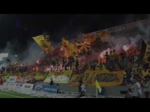 Aris Salonica - Boca Juniors ★ The Ring of FIRE