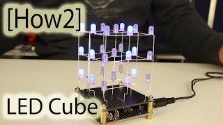getlinkyoutube.com-[How2] LED Cube 3x3x3