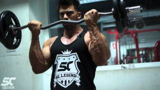 getlinkyoutube.com-Sergi Constance  Competing at the 2016 Arnold...See arm workout