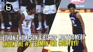 getlinkyoutube.com-Marvin Bagley And Sierra Canyon Fall to Ethan Thompson Led Bishop Montgomery!