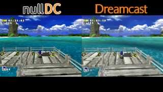 getlinkyoutube.com-Dreamcast vs. NullDC - Console/Emulator Comparison