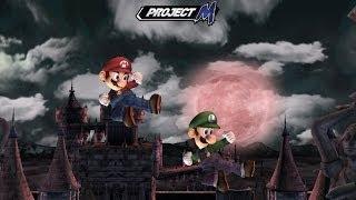 getlinkyoutube.com-[Project M] TAS Mario vs TAS Luigi