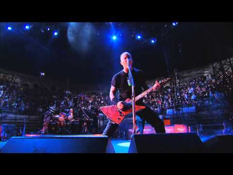 Metallica - Nothing else Matters HD 1080p live @ Francais pour une nuit