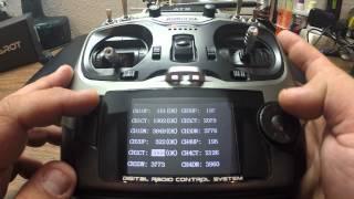getlinkyoutube.com-RadioLink AT9 Stick Calibration
