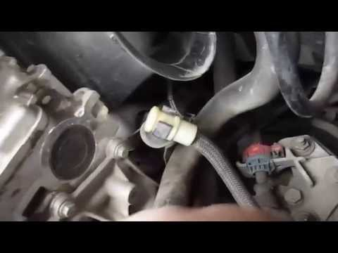 Откуда в коробке передач Renault Logan вода?