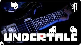 getlinkyoutube.com-Undertale: Waterfall - Metal Cover || RichaadEB