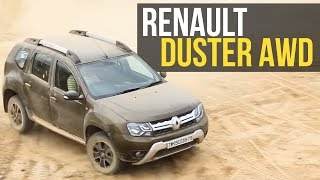 Renault Duster AWD Diesel Review