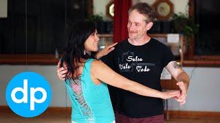 Learn Salsa Cubana: Evelyn!