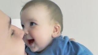 getlinkyoutube.com-Wie man ein BABY abwechselnd zum Lachen und Weinen bringt!