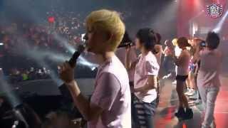 getlinkyoutube.com-SNSD - Hope (빛) [SMTown] Live in Madison Square Garden