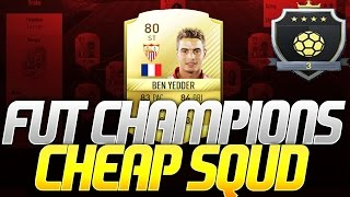 getlinkyoutube.com-FUT Champions ELITE 3 TIER - MY CHEAP AND OP SQUAD! - FIFA 17 Ultimate Team