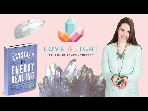 Crystals for Energy Healing Book Release!