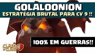 getlinkyoutube.com-GOLALOONION - BRUTAL!! CV9 e CV10 - Lavahounds + Balões + Servos
