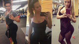 getlinkyoutube.com-Girlfriends and Wives of Bodybuilders