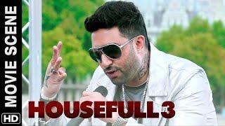 Ma Bhen rap by Abhishek Bachchan | Housefull 3 | Movie Scene width=