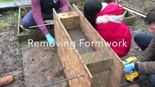 getlinkyoutube.com-Rammed Earth Construction