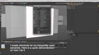 getlinkyoutube.com-Architectural Rendering Tutorial - Creating The Windows In Cinema4D