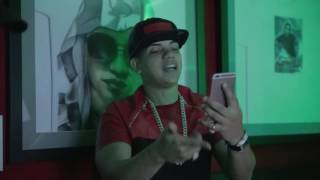 getlinkyoutube.com-Haters Remix - J Álvarez, Bad Bunny, Almigthy (Making Off)