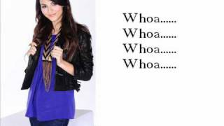 getlinkyoutube.com-FULL SONG Freak the freak out Victoria Justice with lyrics + download