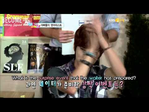[B1SS] 120817 Hello Baby Season 6 with B1A4 - Episode 4 (3/4)