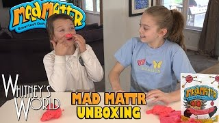 Mad Mattr Unboxing | Whitney and Blakely Bjerken