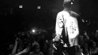 Big K.R.I.T. - Performs Boobie Miles (Live NYC)