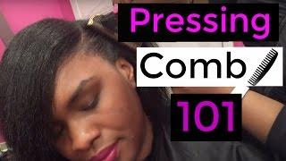 getlinkyoutube.com-HOW TO USE A PRESSING COMB....