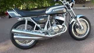 getlinkyoutube.com-Kawasaki 750 H2 carbone 1972
