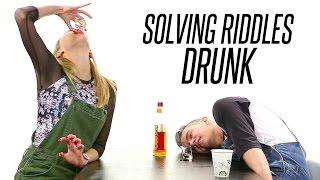 getlinkyoutube.com-Co-Workers Drunkenly Solve Riddles