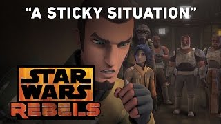 getlinkyoutube.com-A Sticky Situation - Relics of the Old Republic Preview | Star Wars Rebels