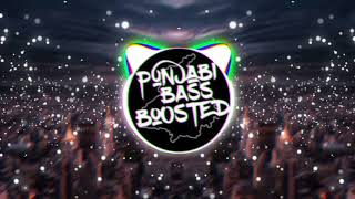 Oh Bande Dilraj Dhillon [BASS BOOSTED] - Punjabi Bass Boosted width=