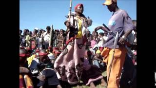 AmaNgelengele - AmaKrwala Esi Hlubi ake Hlane, Dec 2005 - Someleze Jali Masengwa