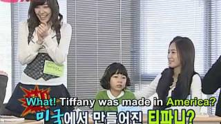 "getlinkyoutube.com-SNSD ""Tiffany is made in USA"" - Yuri"