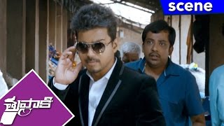 Vijay With His Military Batch Breaks Goons Plan - Thuppakki Movie Scenes