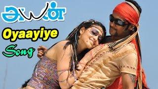 Ayan | Ayan Songs | Tamil Movie Video Songs | Oyaaiye Yayiye Video song | Harris Jeyaraj HITS| Surya