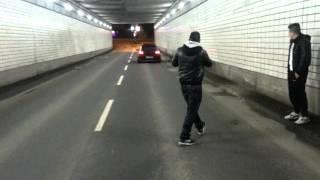 getlinkyoutube.com-Golf 3 Vr6 tunnel extreme rallye sound