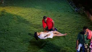Barsaat Song Making clip - Bhojpuri film - Ranjit singh , Apurva bit width=